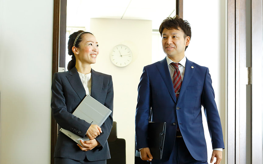女性が働きやすい職場づくり